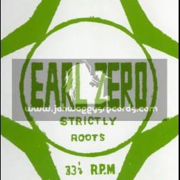 "Waxpoetics Records-12""-Righteous Works + Hearts Desire / Earl Zero"
