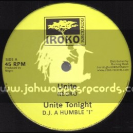 "Iroko Records-12""-Unite / Negro + Black Dragon / Sheer Gold"