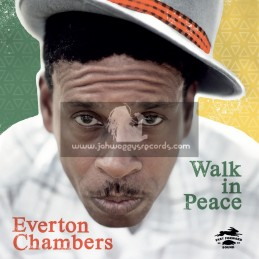 Fast Forward Sound-Lp-Walk In Peace / Everton Chambers