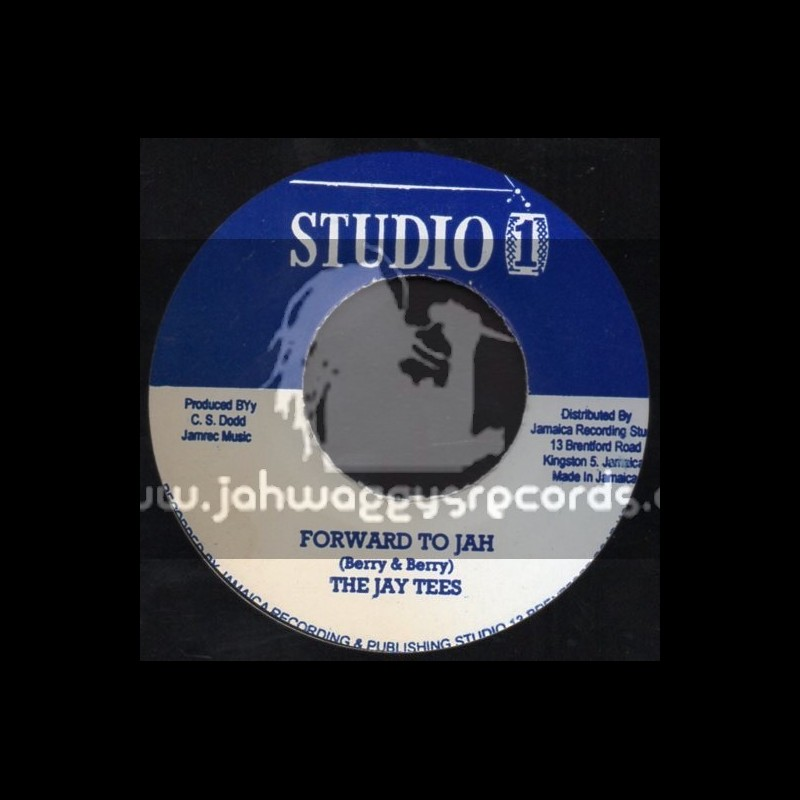 "Studio 1-7""-Forward To Jah / The Jay Tees"