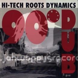 Channel One Uk-LP-90 Degree Dub / Hi Tech Roots Dynamics