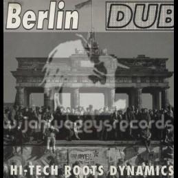 Top Beat Records-Lp-Berlin Dub / Hi Tech Roots Dynamics