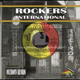 "Rockers International-7""-Harm No One / Ruffy & Tuffy"