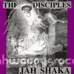 Jah Shaka Music-LP-The Disciples