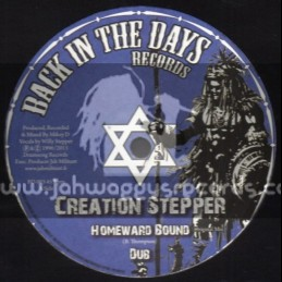 "Back In The Day Records-12""-Homeward Bound / Creation Stepper"