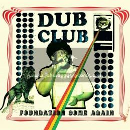 Stonesthrow-Double Lp-Dub Club - Foundation A Come Again - Various Artist
