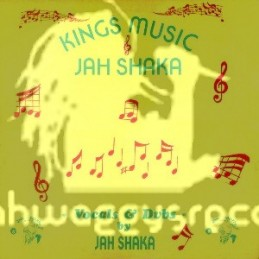 Jah Shaka Music-LP-Kings Music / Jah Shaka