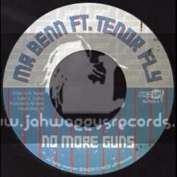 "Nice Up-7""-No More Guns / Mr Benn Ft.Tenor Fly"