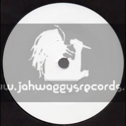 "Partial Records-7""-(Test Press) Rastafari / Alpha & Omega"