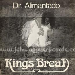 Ital Sounds-Lp-Kings Bread / Dr. Alimantado