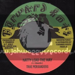 "Forward Roots-7""-Natty Lead The Way / The Persuaders"