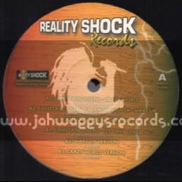 "Reality Shock Records-12""-World Crazy / Chieftain Joseph"