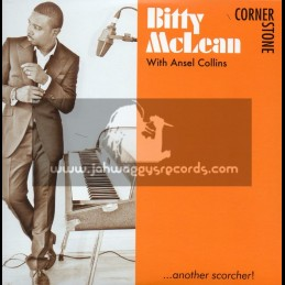 """Silent River-7""""-Cornerstone / Bitty Mclean With Ansel Collins"""