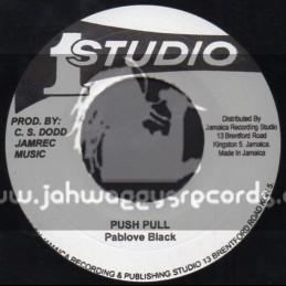 """Studio 1-7""""-Push Pull / Pablove Black + Oppression / Alton & Zoot"""