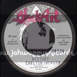 "Black Art-7""-History / Carlton Jackson"