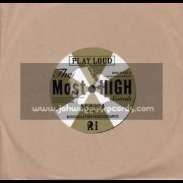 "The Most High Sounds-7""-Africa / Reggaelation Independance"