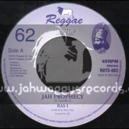 "Reggae On Top-7""-Jah Prophecy / Ras I"