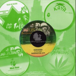 "Jah Life-7""-Murderer / Barrington Levy"