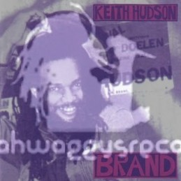 Pressure Sounds-Lp-Brand / Keith Hudson