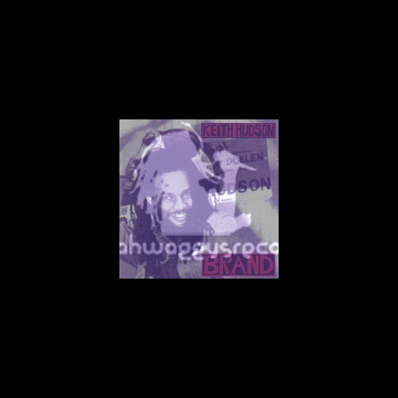 Pressure Sounds-Lp-Brand / Keith Hudson