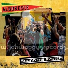 Vp-Greensleeves-Lp-Sound The System / Albarosie