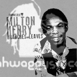 Iroko Records-Lp-Branches And Leaves / Milton Henry