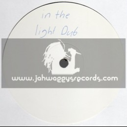 """Struggle And Strive Records-12""""-Test Press-In The Light + St Anns Yard Dub / Uprising Sounds"""