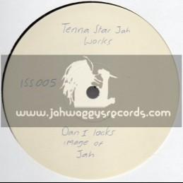 "Indica Dubs-12""-Test Press-Jah Works / Tenna Star + Image Of Jah / Dan I Locks + Tribulation / Uprising Sounds"
