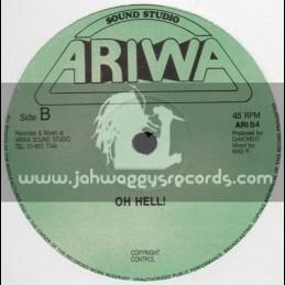 "Ariwa-12""-Oh Hell / Demondo & Mad Proff"