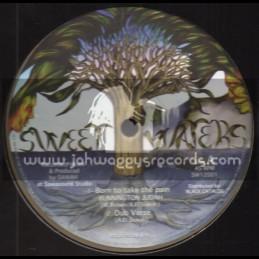 "Sweet Waters-12""-Born To Take The Pain / Bunnington Judah + Stone / Soul Mate"