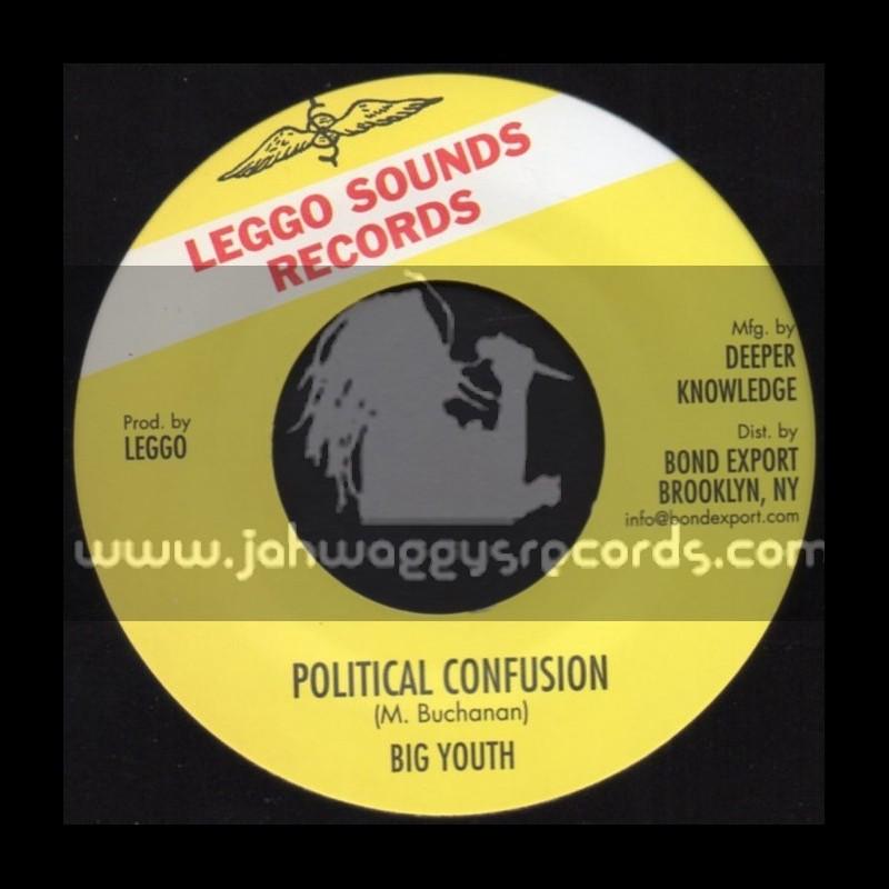 "Leggo Sounds Records-7""-Political Confusion / Big Youth"
