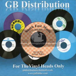 """South East Music-7""""-Eternal Day / Sylford Walker"""