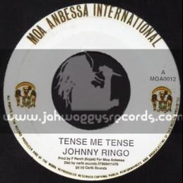 "Moa Anbessa International-7""-Tense Me Tense / Johnny Ringo"