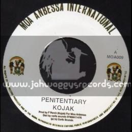 """Moa Anbessa International-7""""-Penitentiary / Kojak"""