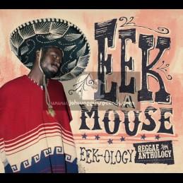 Vp Records Lp-Eek Ology Reggae Anthology / Eek A Mouse