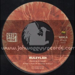 "Step Wise Records-7""-Ruleylah / Saralene & Isayah"