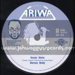 "Ariwa-7""-Kunte Kinte / Horace Andy"