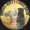 """Amoul Bay I Records-12""""-Naturally / Reality Soldiers + I n I Nah / Jah Marnyah"""