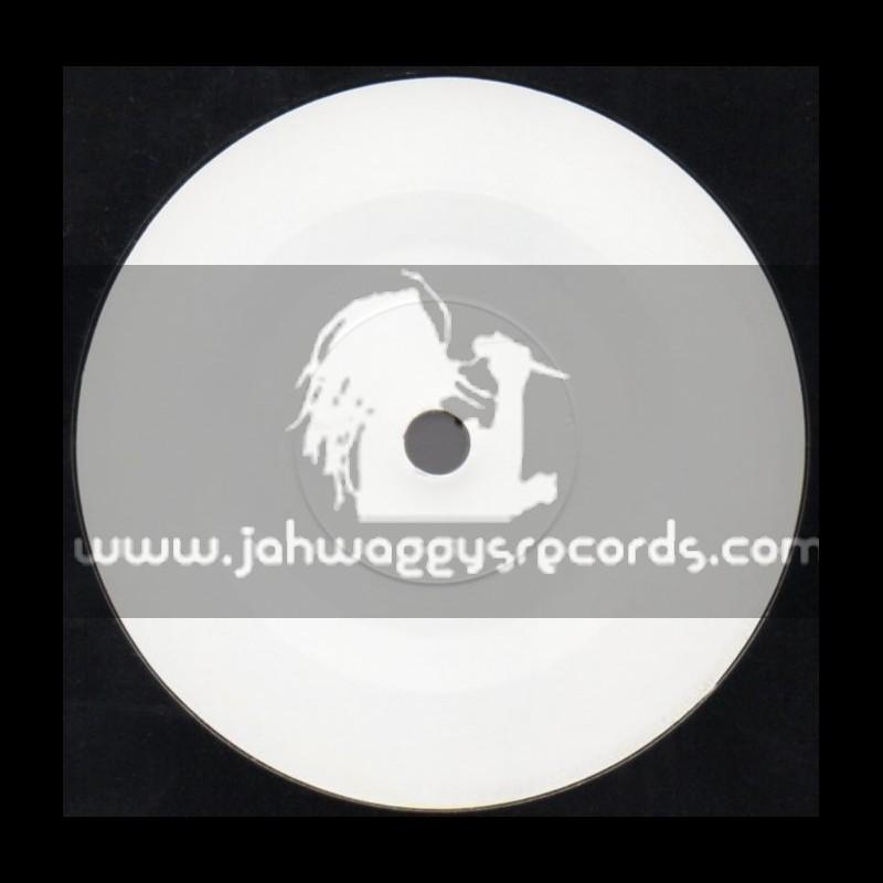 "Jah Waggys Dubplate Selection Vol 9-7""-(Test Press)Dancing On A Rainbow/Wayne McArthur (Disciples)"