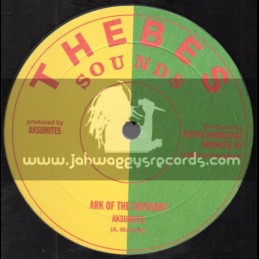 """Thebes Sounds-12""""-Ark Of The Covenant / Aksumites"""
