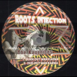 "Digital Conscious-10""-Born Out Man Karma + Hold Your Temper / The Kayanites"