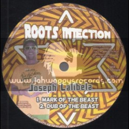 """Roots Injection-10""""-Mark Of The Beast + Come As You Are / Joseph Lalibela"""