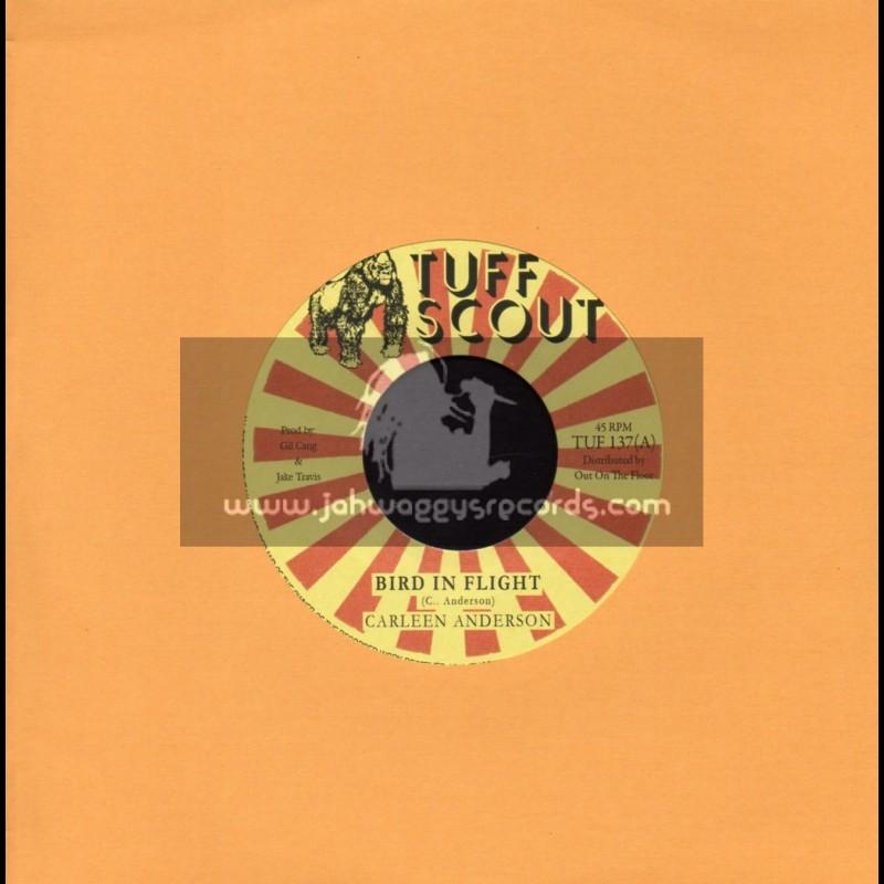 "Tuff Scout-7""-Bird In Flight / Carleen Anderson"