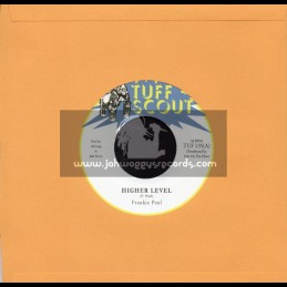 "Tuff Scout-7""-Higher Level / Frankie Paul"