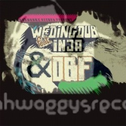 "Dubquake Record-12""-Judgment / Weeding Dub Feat.Inja + Echo Dub / OBF"