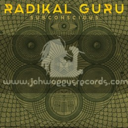 Moonshine Recordings-Double-Lp-Subconscious / Radikal Guru