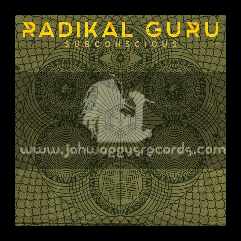 Moonshine Recordings-Double-Lp-Subconscious / Radikal Guru