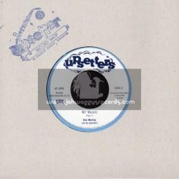 "Upsetters-7""-Mr Music / Bob Marley"