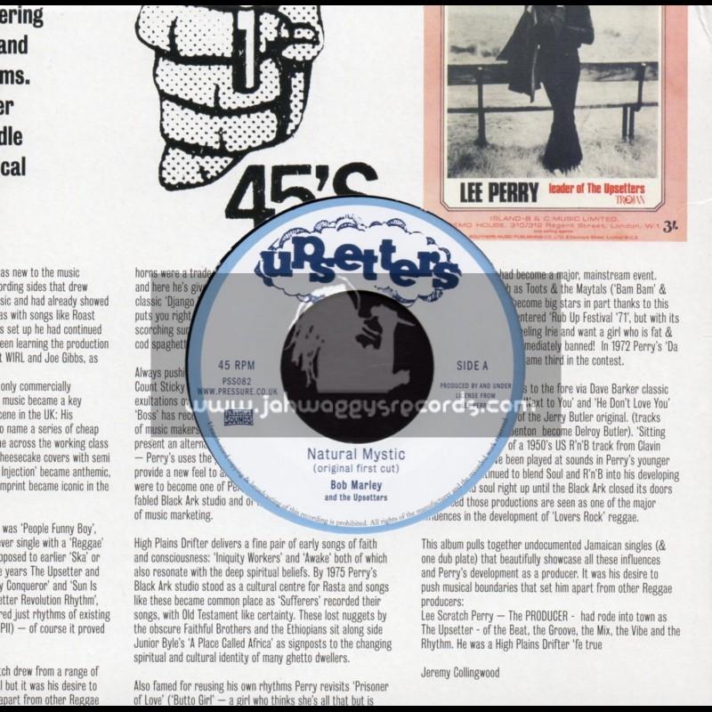 "Upsetters-7""-Natural Mystic / Bob Marley (Original First Cut)"