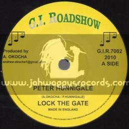 "G I Roadshow-7""-Lock The Gate / Peter Hunningale"